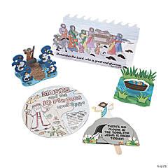 African Safari VBS Bible Story-a-Day Craft Kit Assortment