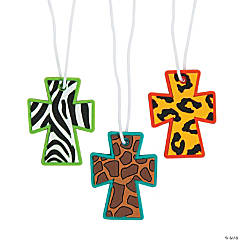 African Safari VBS Charm Necklaces