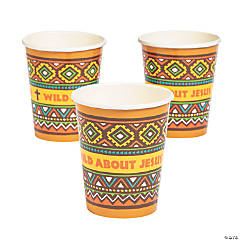 African Safari VBS Cups