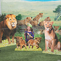 African Safari VBS Décor Kit