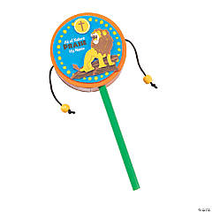 African Safari VBS Drum Craft Kit