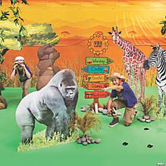 African Safari VBS Grand Décor Kit