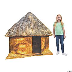 African Safari VBS Hut Stand-Up