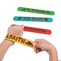 African Safari VBS Slap Bracelets