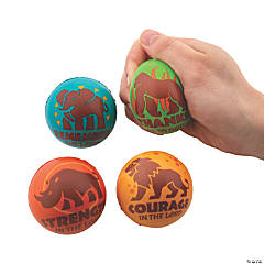 African Safari VBS Stress Balls