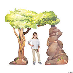 African Safari VBS Tree Archway Stand-Up