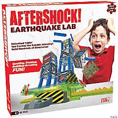 Aftershock Earthquake Lab
