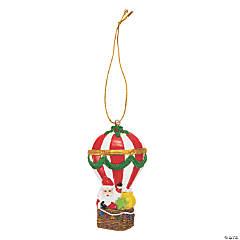 Air Balloon Christmas Ornaments