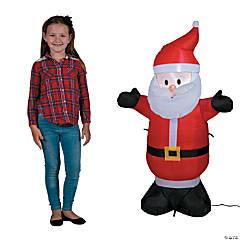 Airblown Santa Claus