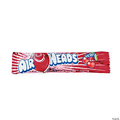 Airheads<sup>®</sup> Cherry Flavor Chewy Candy
