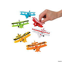 Airplane Pull-Back Toys