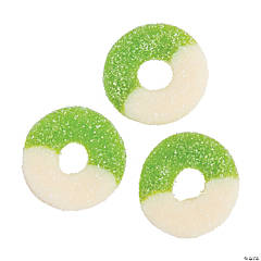 Albanese® Apple Gummi Ring Candy