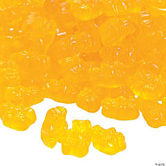 Albanese® Gourmet Mighty Mango Gummy Teddy Bears