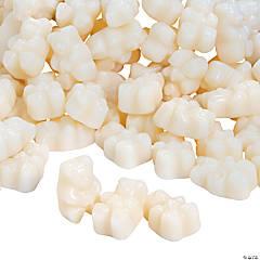 Albanese® Gourmet White Strawberry-Banana Gummy Teddy Bears