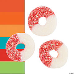 Albanese® Gummi Rings
