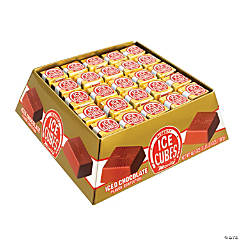 ALBERT & SONS Ice Cubes Chocolates, 125 Count