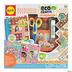 ALEX Toys Eco Crafts Scrapbook Kit