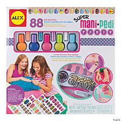 ALEX Toys Super Mani-Pedi Party Kit