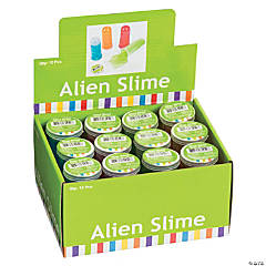 Alien Test Tubes