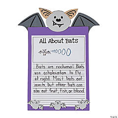 All About Bats Writing Prompt Craft Kit