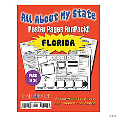 All About My State Fun Pack - Florida