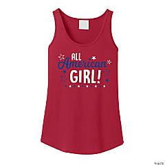 All American Girl Women's Tank Top