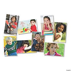 All Kinds of Kids: Preschool Bulletin Board Set