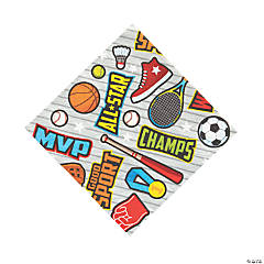 All Sport Luncheon Napkins
