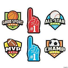 All Sports Cutouts