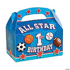ALL STAR 1ST B-DAY TREAT BOX (12PC)