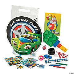 All Wheel Fun Goody Bags