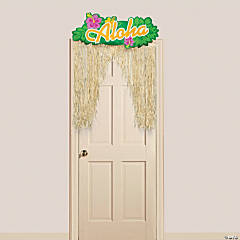 Aloha Door Curtain