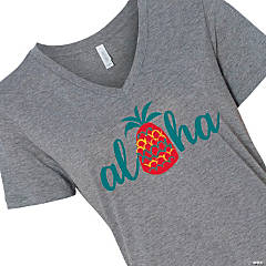 Aloha Women's T-Shirt - Extra Large