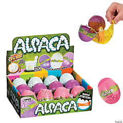 Alpaca Putty with Character Toy
