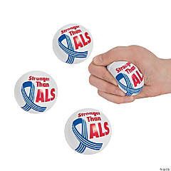 ALS Awareness Stress Balls