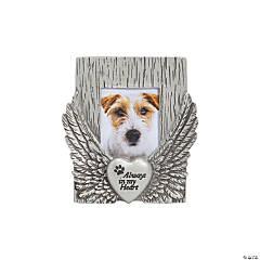 Always In My Heart Pet Memorial Picture Frame