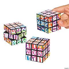 Amazing Animal Mini Puzzle Cubes