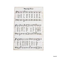 Amazing Grace Sheet Music Sign