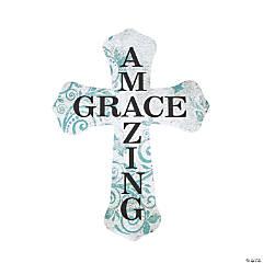 Amazing Grace Wall Cross