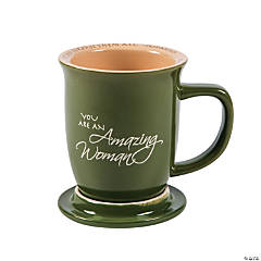 Amazing Woman™ Mug & Coaster