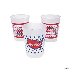 America Plastic Cups