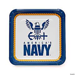 America's Navy® Paper Dinner Plates
