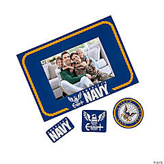 America's Navy® Picture Frame Magnets