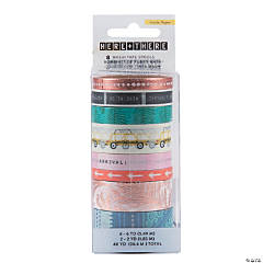American Crafts™ Crate Paper Here & There Washi Tape