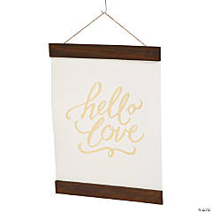 American Crafts™ Hello Love Watercolor Panel