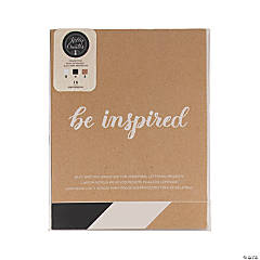 American Crafts™ Kelly Creates Lettering Project Pad