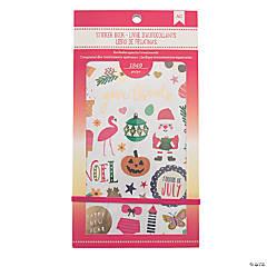 American Crafts™ Seasonal Journal Sticker Book