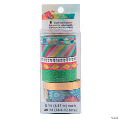 American Crafts™ Amy Tangerine® Sunshine & Good Times Washi Tape