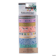 American Crafts™ Crate Paper Willow Lane Washi Tape