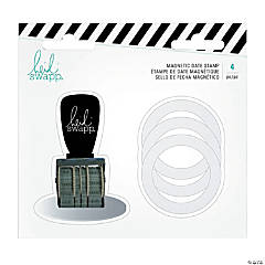 American Crafts™ Heidi Swapp® Magnetic Journal Date Stamp